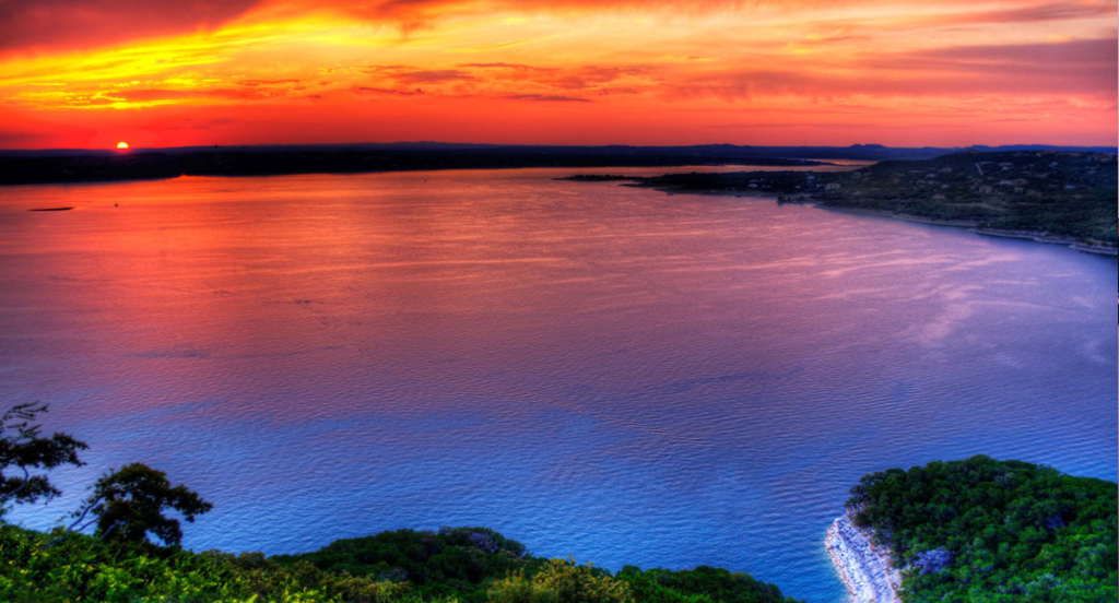 The Oasis on Lake Travis in Austin Texas
